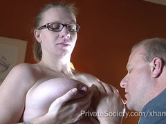 <p>Pregnant mature with Large nipples</p>