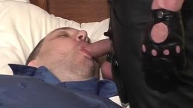 <p>BDSM man Videos - Horny lovers are enjoys BDSM oral sex fun</p>