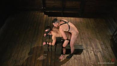 <p>Kinky gay BDSM fuck with Nate Grimes and Trenton Ducati</p>
