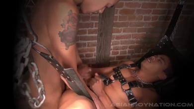 <p>Gay BDSM sexing and glory hole oral sex with twinks</p>