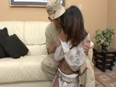 <p>Sexual Intercourse is taught by soldier to arabic girlfriend</p>