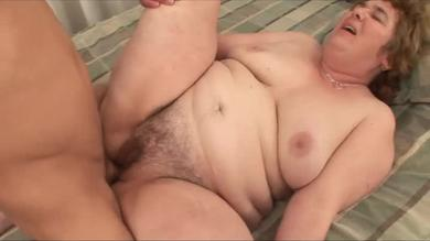 Mature granny waiting for her climax to pop