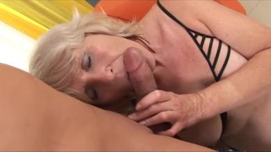 Mature blowjob is really the best