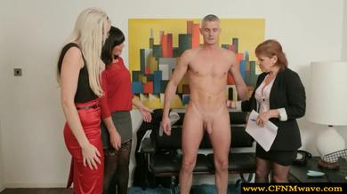 <p>Group sex audition</p>