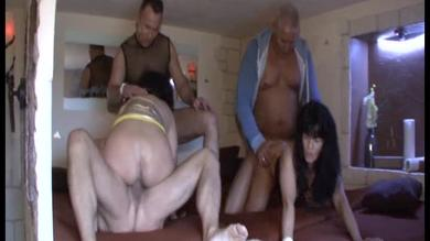<p>Swingers of moaning with Lots</p>